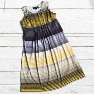 Perceptions New York Sleeveless Shift Dress